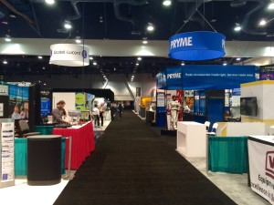 traffic generating leads at trade show evelyn flynn