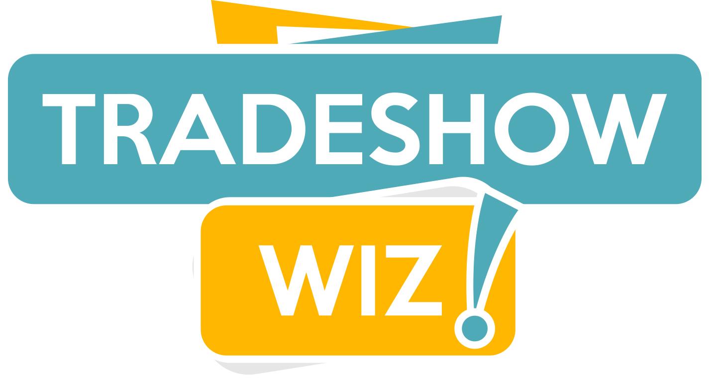 trade show wiz logo evelyn flynn