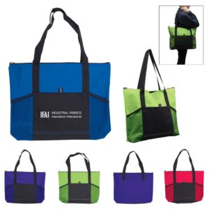 trade show wiz tote bags promotional products give aways evelyn flynn
