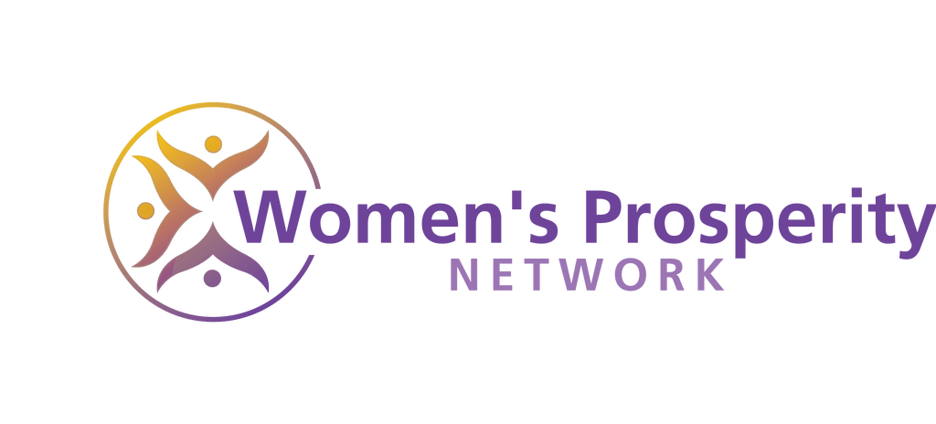 womens prosperity network logo WPN Trade show Wiz Evelyn Flynn