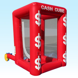 Inflatable cash machine