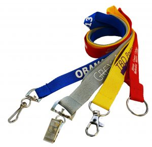 Lanyards trade shows