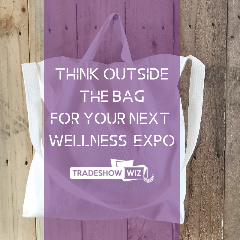 Wellness Expo Swag Bag