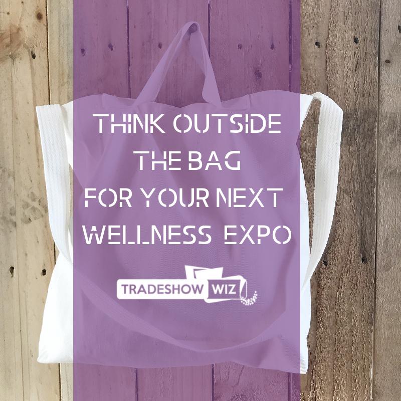 Wellness Expo Swag Bag